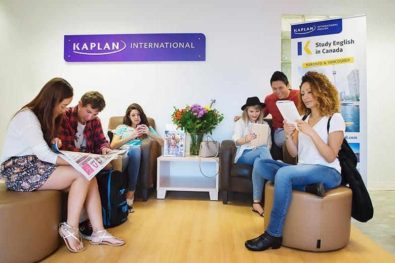 Kaplan International English Vancouver