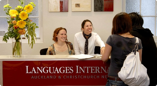 Languages International, Christchurch
