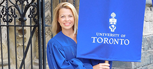 University of Toronto - Graduate International Foundation program