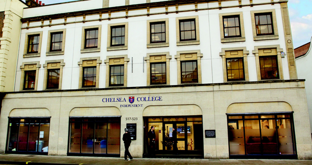 Chelsea Independent College