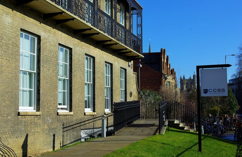 Cambridge Centre for Sixth-Form Studies