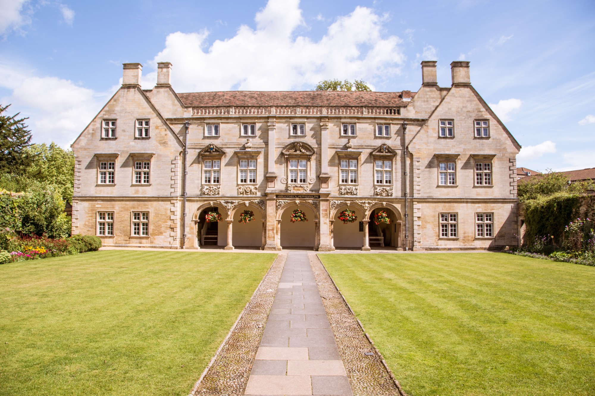 Magdalene College, Cambridge University