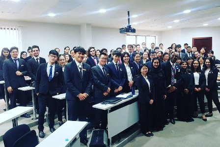 The Emirates Academy of Hospitality Management (EAHM)
