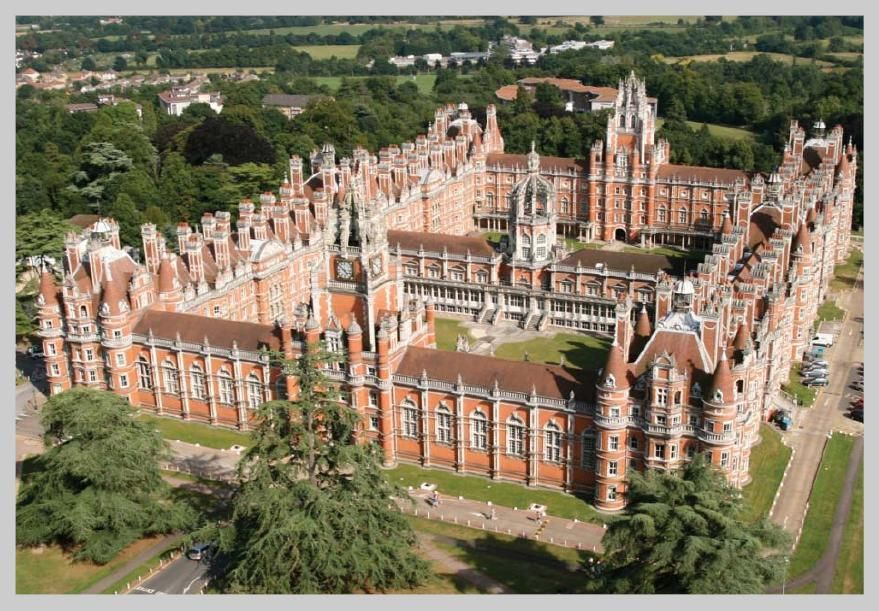 Royal Holloway - язык для детей
